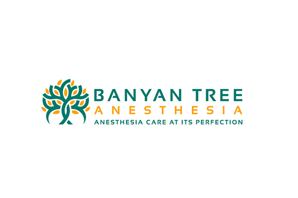 Custom Logo Design for Banyan Tree Anesthesia