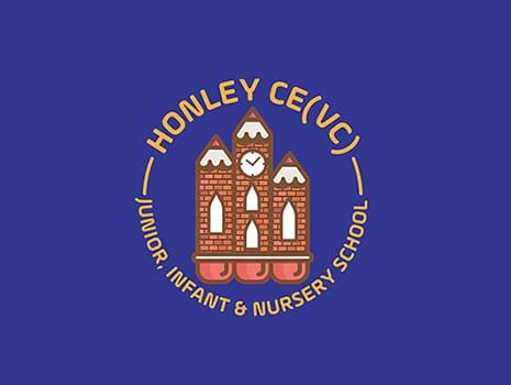 Custom Logo Design for Honley CE(VC)