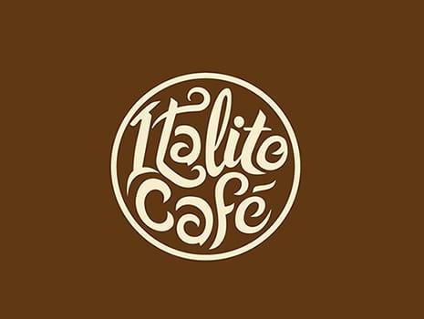 Custom Logo Design for Italite Cafe