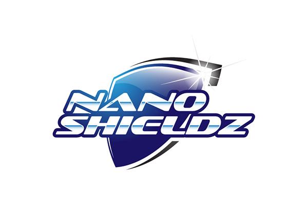 Custom Logo Design for Nano Shieldz