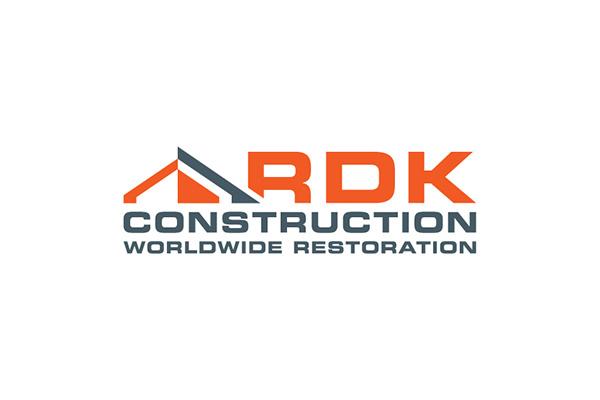 Custom Logo Design for RDK Construction