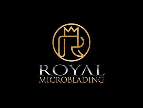 Custom Logo Design for Royal Mircoblading