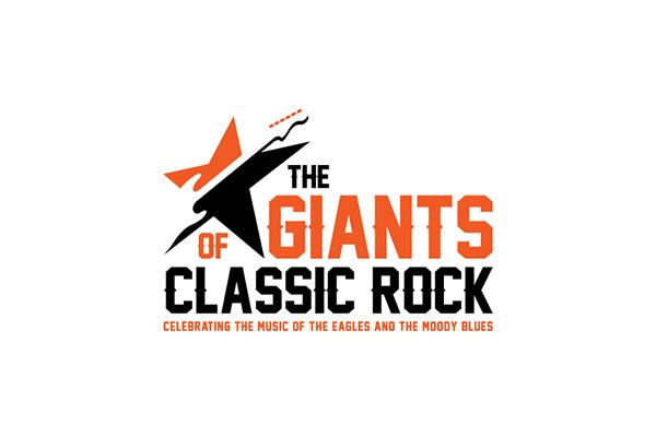 Custom Logo Design for The Giants Of Classic Rock