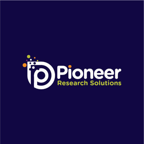 Pioneer Research & Solutions - Logo Design Deck