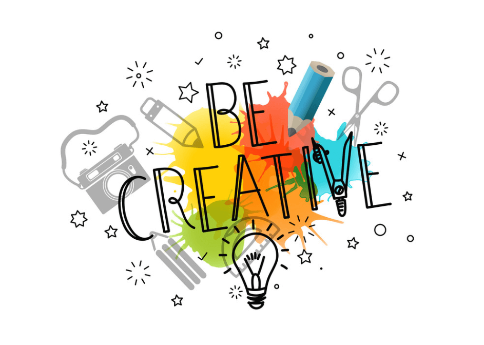 Be CreativeBe Creative. Feel Better.